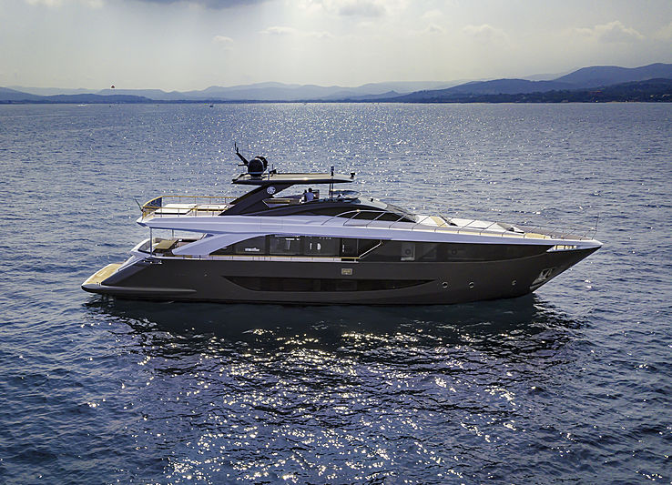 Drifter yacht profile