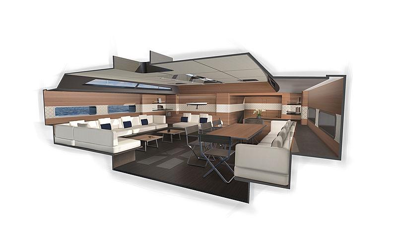 Wally 101 concept interior design