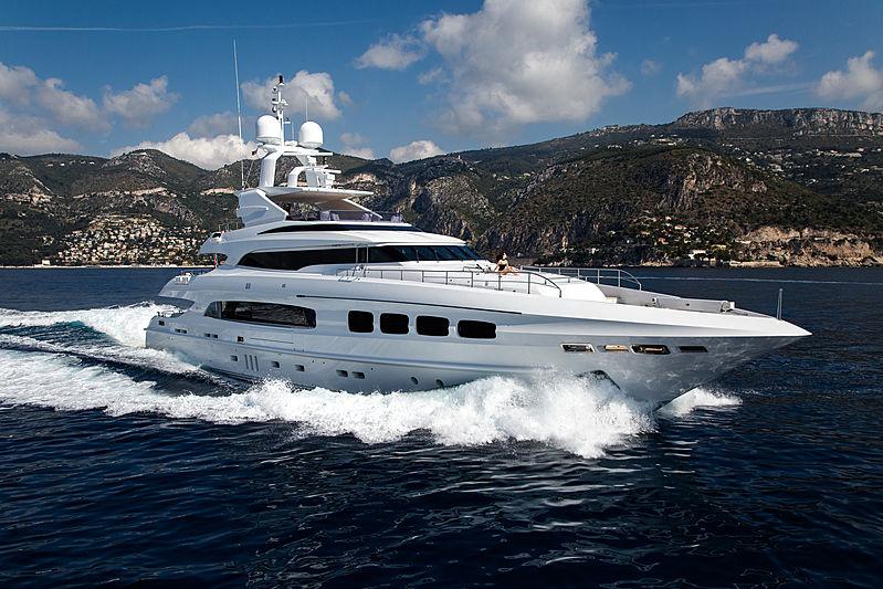 SEVEN S yacht Mondomarine