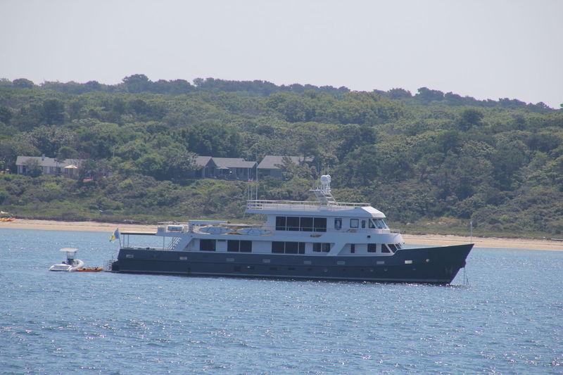 KAHU yacht Whangarei Engineering & Construction Ltd (WECO)