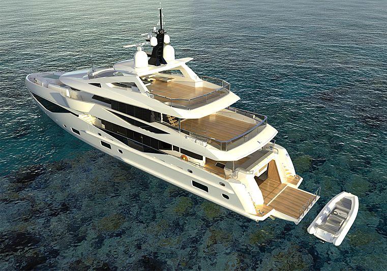 Sunseeker 133 Yacht