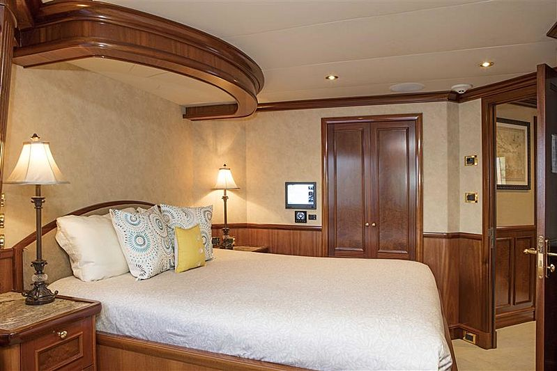 Playpen yacht Stateroom