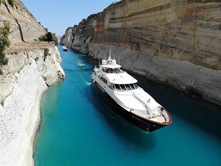 Playpen yacht Cruising