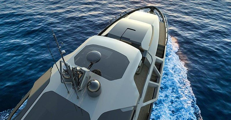 XSR85 Plus cruising