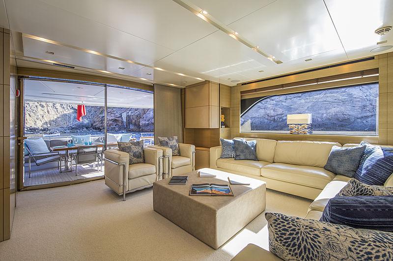 Magnum yacht by Sanlorenzo