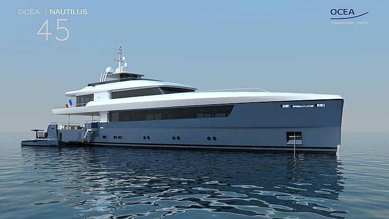 Nautilus 45 concept by OCEA