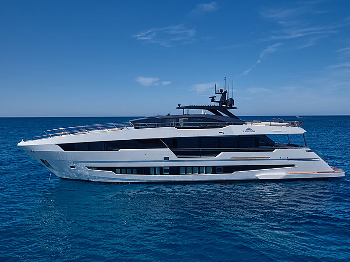 NINITAS A yacht Astondoa