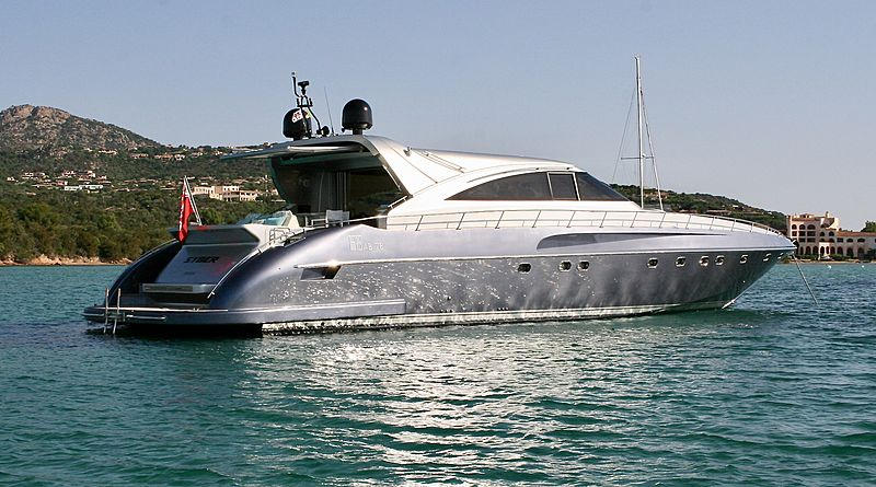 SYBER yacht AB Yachts