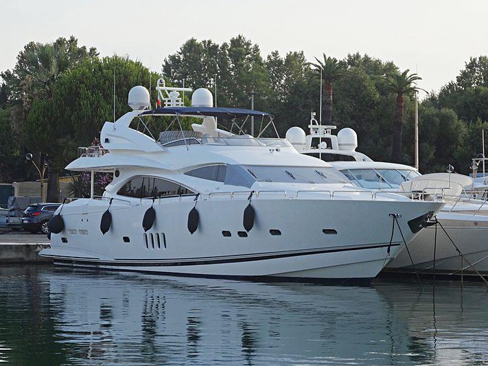 PEARL OF LONDON  yacht Sunseeker