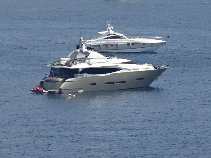 KEROS ISLAND yacht FX