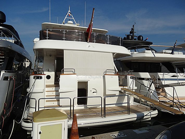 ROSE OF KINGSTON II yacht Benetti