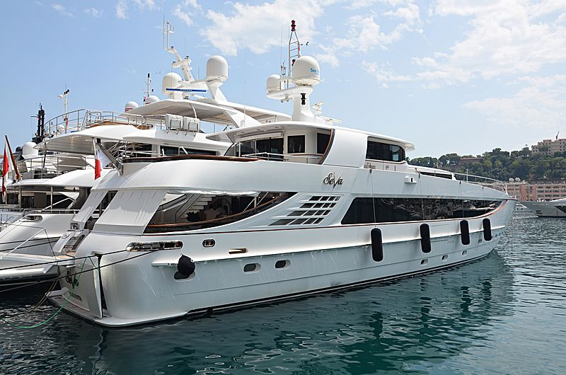 SEVA yacht KaiserWerft