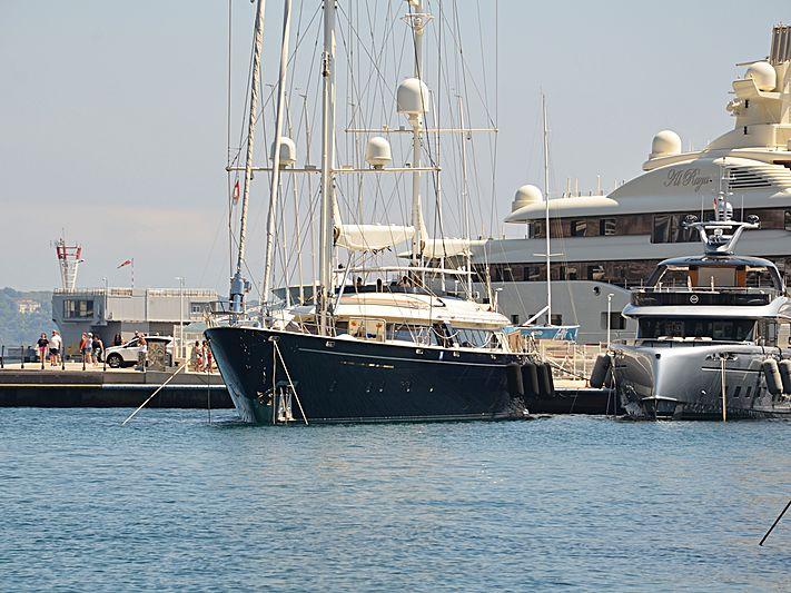 Silencio yacht in Monaco