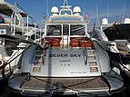 Silver Sky Yacht Overmarine