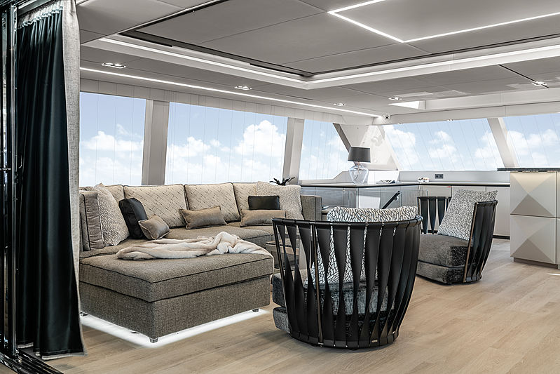 Sunreef Power 80/01 yacht interior