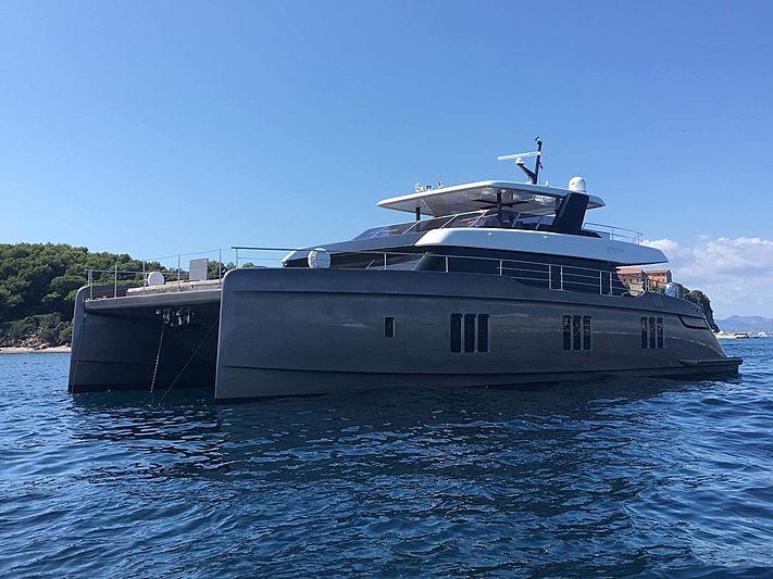 ARIA yacht Sunreef Yachts