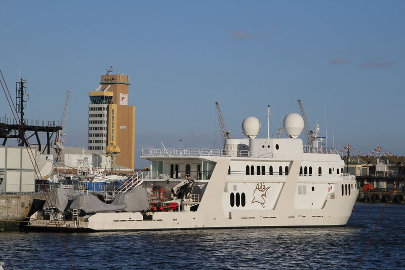 EXPLORER yacht Candies Shipbuilders (formerly Houma)