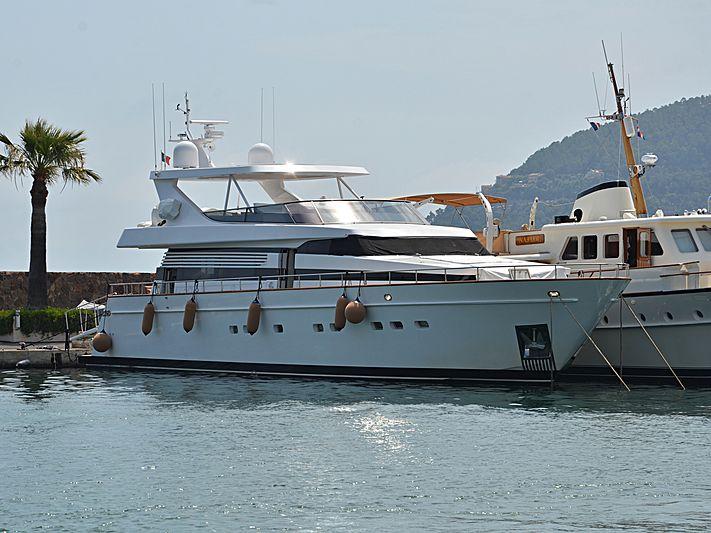 TAMAYA yacht Cantieri di Pisa