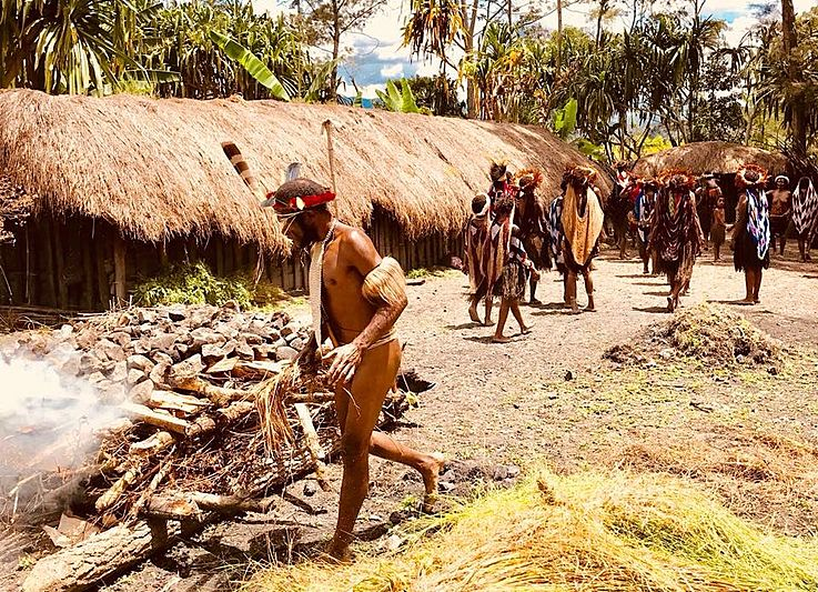 The Dani Tribe in West Papua