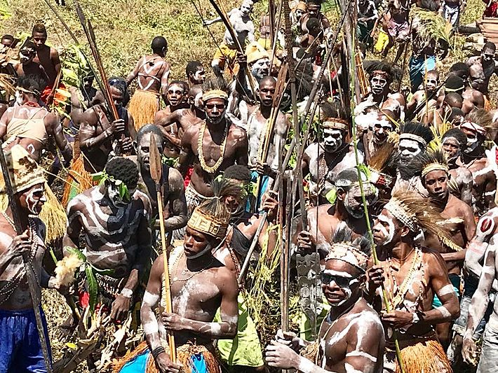 The Asmat Tribe in West Papua