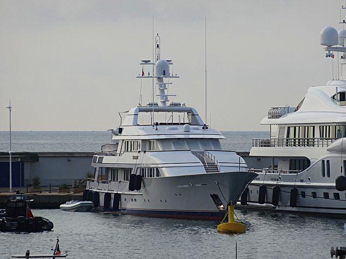Teleost yacht in Antibes