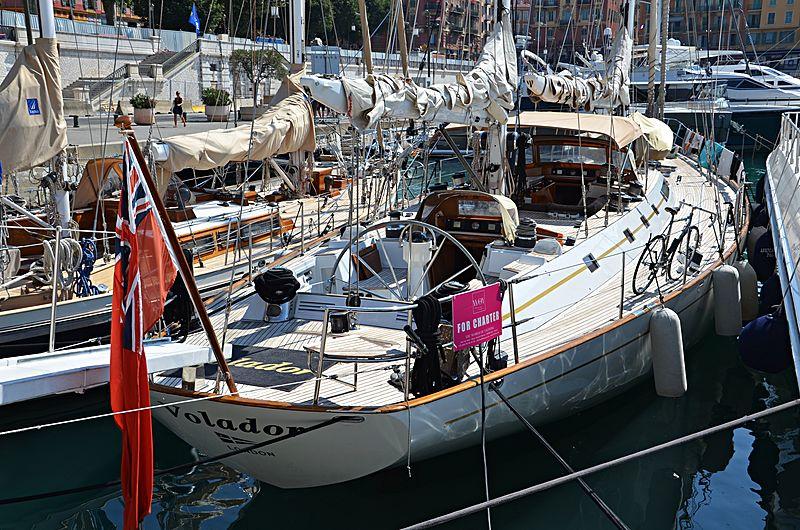 VOLADOR yacht Royal Huisman
