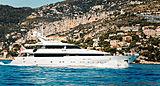 Indigo Star I yacht cruising off Monaco