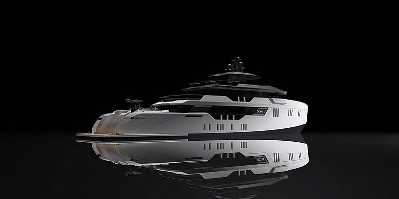 Evolution Yachts Project GCX40