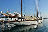 Thendara Yacht Alexander Stephens & Son