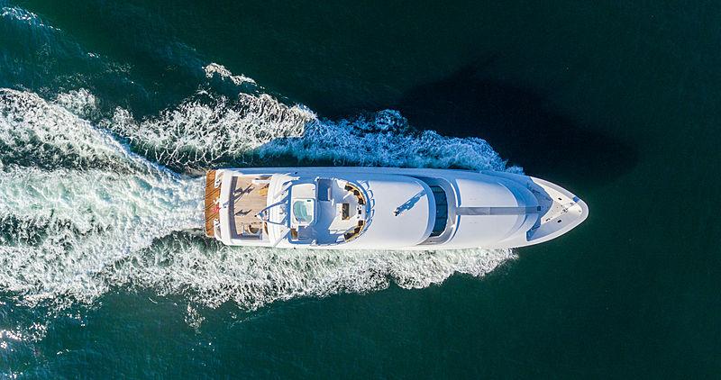Lady Kath yacht cruising