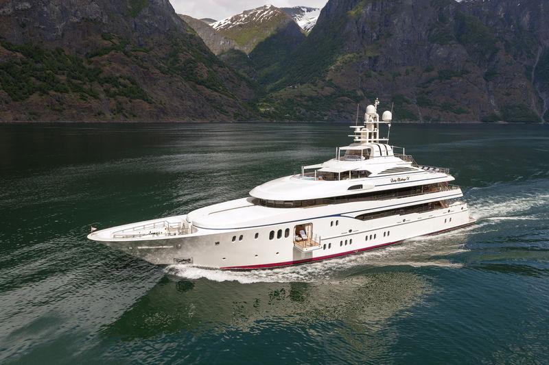 LADY KATHRYN V yacht Lürssen