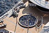 Tranquility yacht deck
