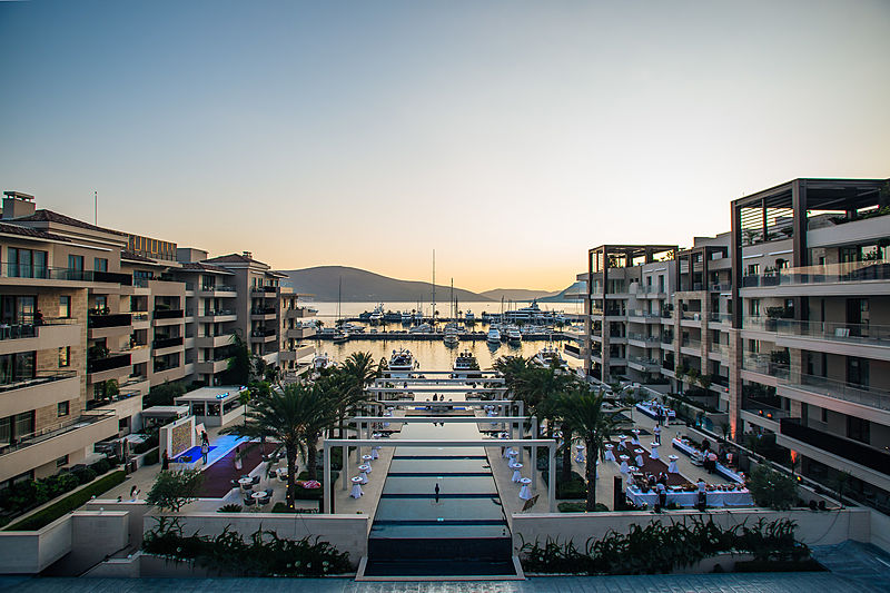 Porto Montenegro marketing