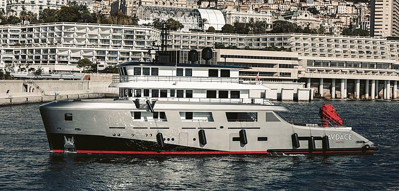 Yachts at Monaco Yacht Show 2019