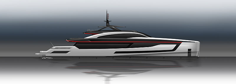 Heesen project SkyFall
