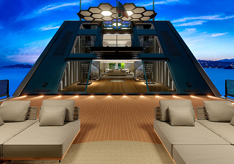 VIS concept exterior design