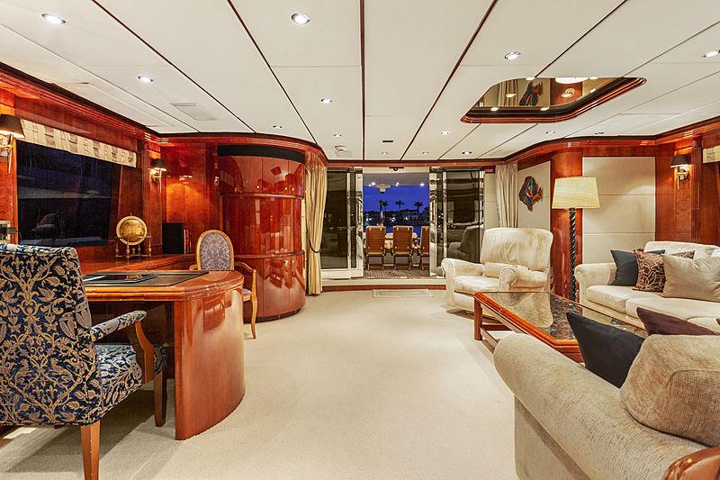 Ana's Inspiration yacht interior