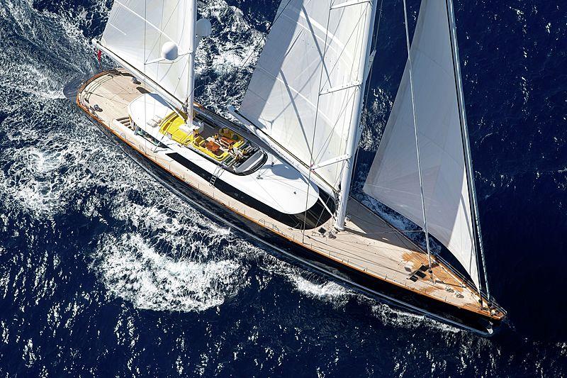 MONDANGO 3 yacht Alloy