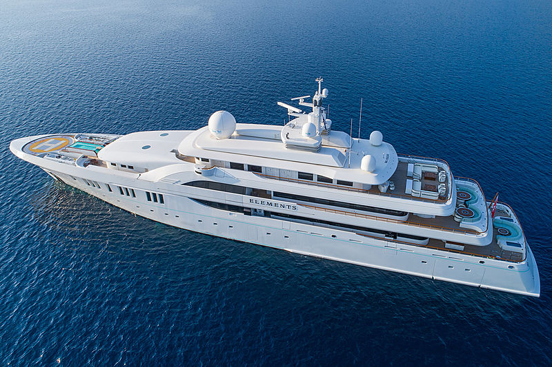 ELEMENTS yacht Yachtley