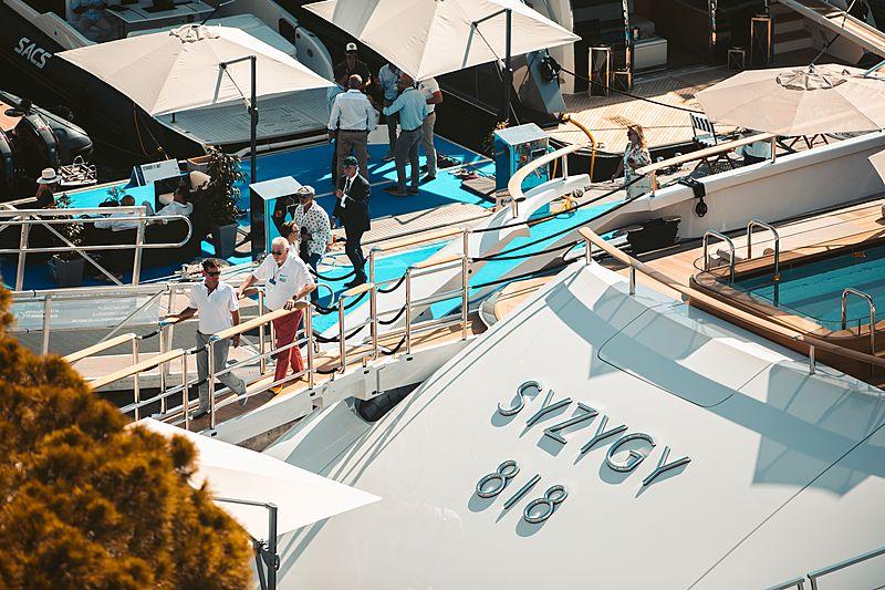 Monaco Yacht Show 2019 Day 2