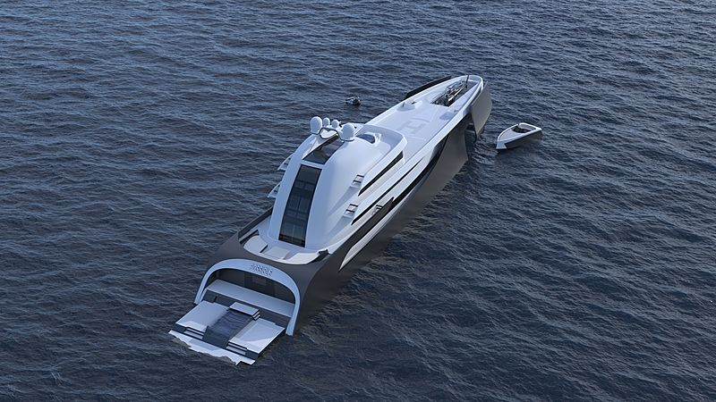 69m yacht concept POSSIBLE
