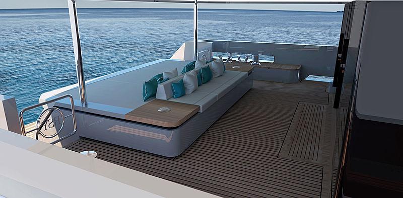 RSY 38m EXP project exterior design