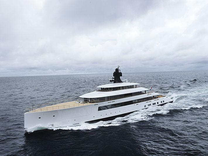 Syzygy 818 yacht running