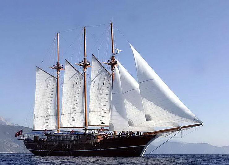 BAHRIYELI C yacht Unknown