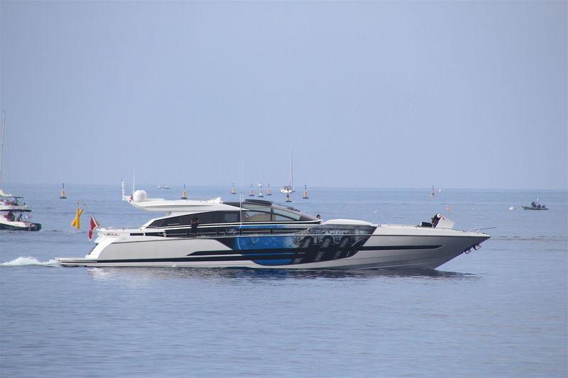 ASTRO yacht Baia