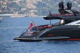 Black Legend Yacht Stefano Righini Design