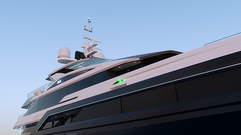 Turquoise Yachts Tala rendering