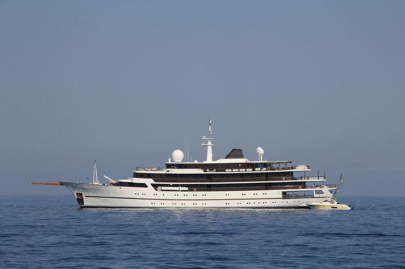 Chakra off Monaco