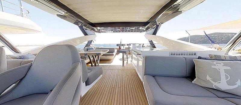 Mibowt yacht sundeck